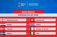 विश्व कप छनोटका लागि इटालीले स्विडेनसँग प्ले अफ खेल्ने