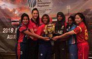 महिला विश्व टि ट्वान्टी क्रिकेट छनोट आजबाट,नेपालले थाइल्यान्डको सामना गर्ने