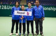नेपाल एसियन जुनियर टेनिसमा नवौं स्थानमा