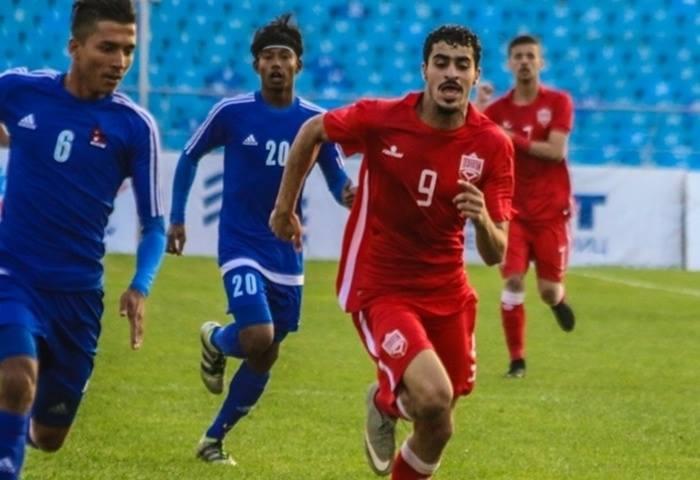 nepal 19 football