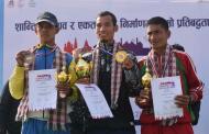 जुम्लाका दुर्गाबहादुरले जिते नेपालगन्ज म्याराथन, रेसु हाफ म्याराथनकी विजेता