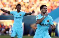 लेगानेस विरुद्ध बार्सिलोना विजयी, स्वारेजको दुई गोल