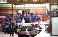 युवा क्रिकेट टोली स्वदेश आइपुग्यो [फोटो सहित]