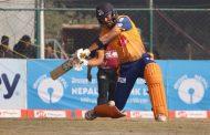 काठमाडौंलाई १ सय ४८ रनको विजयी लक्ष्य