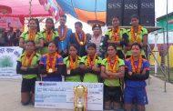 एपिएफलाई मेयर कप भलिबल उपाधि, सरस्वती सर्वोत्कृष्ट खेलाडी