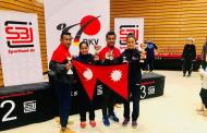 बर्लिनमा ३ नेपालीले जिते स्वर्ण पदक