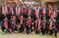 नेपाली क्रिकेट टोली स्वदेश आइपुग्यो