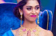 मिस नेपाल निकिता प्रधानमन्त्री कपको सद्भावना दुत