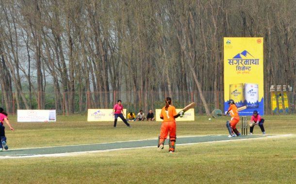 प्रधानमन्त्री कप महिला क्रिकेट – मध्यमाञ्चल र एपिएफ सेमिफाइनलमा