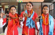 दक्षिण एसियाली क्रस कन्ट्रीमा नेपाललाई दुई पदक