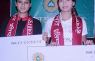सरस्वती,रेश्मा र कामनालाई प्रतिष्ठानको छात्रबृति