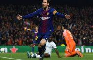 मेस्सीको दुई गोल र कीर्तिमान, बार्सिलोना क्वाटरफाइनलमा