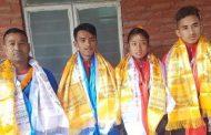 नेपाली खेलाडीले विश्व जुनियर र युथ ओलम्पिक छनोटमा प्रतिस्पर्धा गर्ने