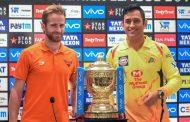 आइपिएल फाइनल आज – चेन्नई की हैदराबाद कसले मार्ला बाजी ?