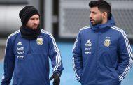 'मेस्सी र म एउटै क्लबमा खेल्न असम्भव'– अगुएरो