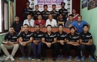 साबा प्रि–क्वालिफायरका लागि नेपाली बास्केटबल टोली बंगलादेश जाने