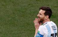 अर्जेन्टिना विरुद्ध क्रोएसिया - पहिलो हाफ गोलरहित