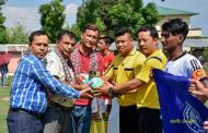 इन्द्रपुरीमा फुटसल प्रतियोगिता सुरु
