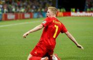 बेल्जियमलाई २ गोलको अग्रता, ब्राजिललाई बाहिरिने डर
