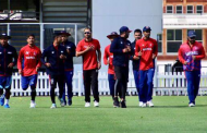 ४१ रनको विजयी लक्ष्य पछ्याउँदै नेपाली टोली