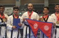 टिम इभेन्ट्समा नेपाली पुरुष टोलीलाई स्वर्ण पदक
