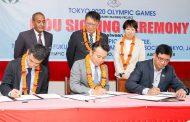जापानले टोकियो ओलम्पिकसम्म नेपाली खेलाडीलाई सहयोग गर्ने