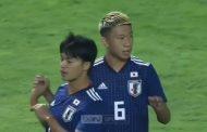 पहिलो हाफ : जापान १-० नेपाल (एसियाड फुटबल)
