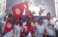 एसियाडमा नेपाल पदक विहीन हुनबाट जोगियो, प्याराग्लाइडिङमा रजत पदक