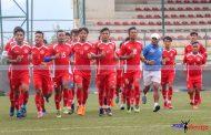 राष्ट्रिय फुटबल टोली प्रशिक्षणका लागि पोखरा जाँदै