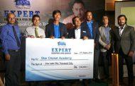 स्टार क्रिकेट क्रिकेट एकेडमीलाई एक्सपर्टको आर्थिक सहयोग