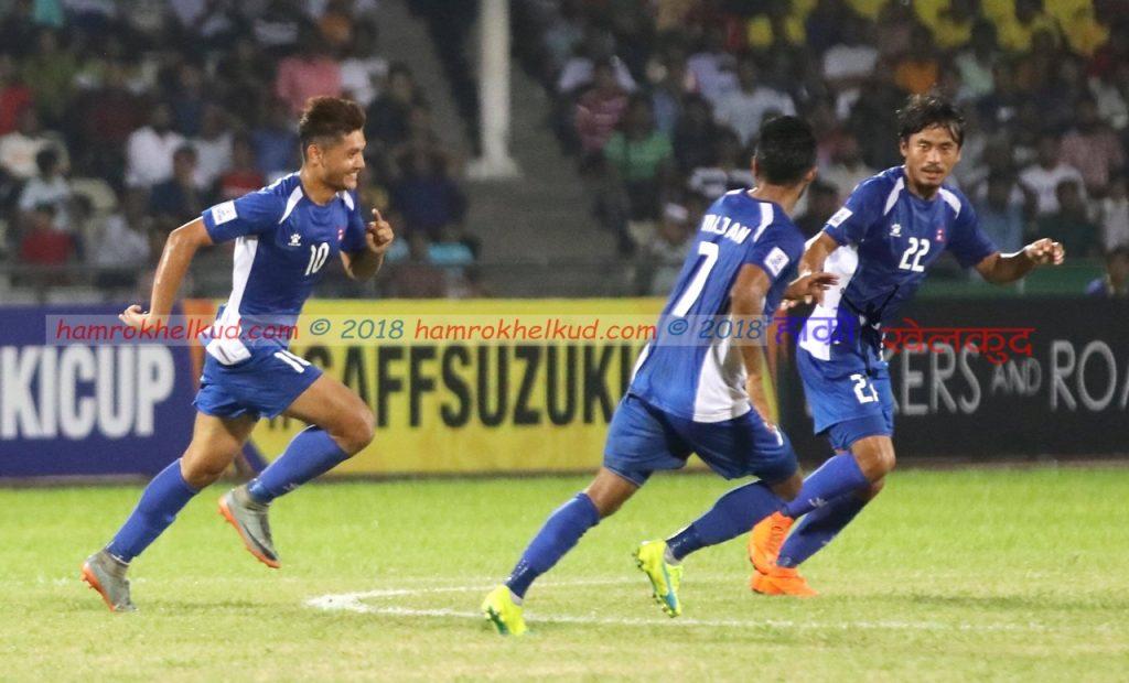 Bimal Goal vs Bangladesh