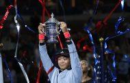 ओसाका युएस ओपन टेनिस च्याम्पियन