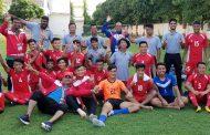 एसियन यु–१८ फुटबलमा नेपालको पहिलो जित