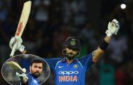 रोहित र विराटको शतकमा भारत विजयी