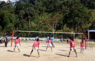 राष्ट्रिय महिला भलिबलः विभागीय टोलीको विजयी सुरुवात