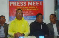 एनभिए राष्ट्रिय महिला भलिबल आजदेखि, प्रदेश १ ले भाग नलिने