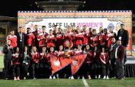 यू–१८ महिला फुटबल टोली बुधबार स्वदेश फर्कने