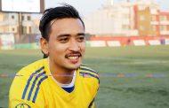 'सबैको मिहिनेतले सफल भयौं' - मनाङका गोलरक्षक विशाल
