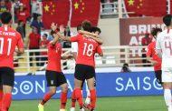 दक्षिण कोरिया समूह विजेता, चीन पनि प्रि–क्वाटरफाइनलमा