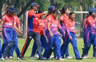 २० रनको लक्ष्य पछ्याउँदै नेपाल समूह विजेता