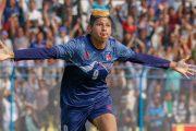 मोजाको फुटबल खेल्दै हुर्केकी महिला फुटबलकी सनसनी