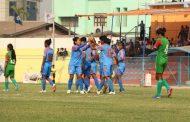साफ च्याम्पियनसिप सेमिफाइनल - बंगलादेशविरुद्ध भारतको ३ गोल