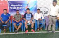 नेपाल आईस मिडिया कप फुटसलको तयारी पुरा
