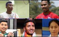 प्रिन्स र अजितसँगै ५ खेलाडीबीच वर्ष उत्कृष्ट युवामा प्रतिस्पर्धा
