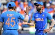 रोहितबिनै भारतीय टोली घोषणा, राहुल उपकप्तान