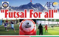 राष्ट्रिय फुटसल प्रतियोगिता अर्काे महिना