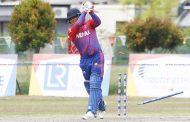 साग क्रिकेट – माल्दिभ्सविरुद्ध करणको विष्फोटक ब्याटिङ