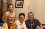 एनओसी महासचिव टेण्डी उपचारका लागि अमेरिकाबाट दिल्ली जाँदै