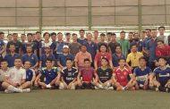 फुटसल राष्ट्रिय टोलीको लागि प्रारम्भिक चरणमा ३० खेलाडी