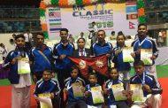 तेक्वान्दोमा नेपाललाई ७ पदक